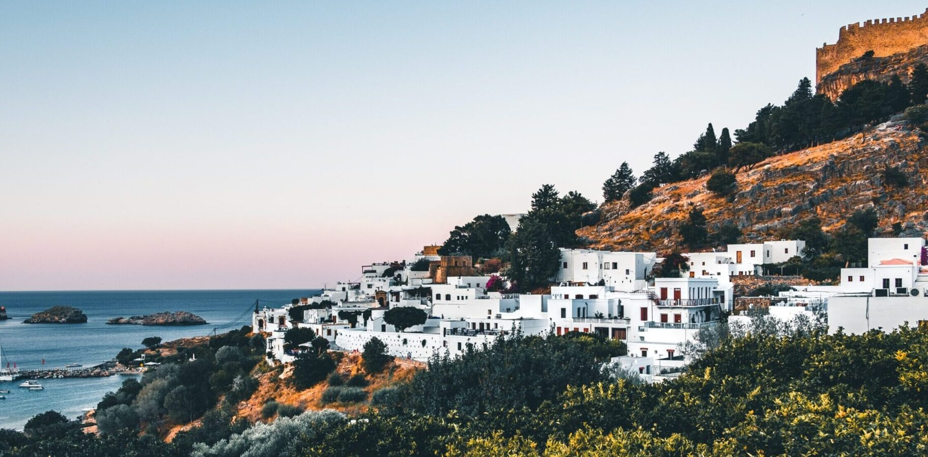 SAILING HOLIDAYS IN THE DODECANESE